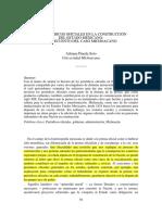 Los Periodicos Oficiales en La Construccion del Estado Mexicano