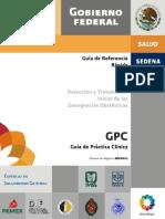 GPC Emergencias Obstetricas