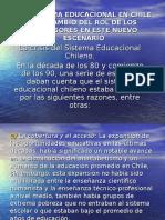 1 Las Politicas Educacional en Chile
