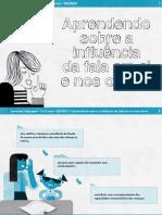 crianças 4 a 5 anos Discurso Português