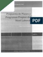 Proyecto Nivel Laboral