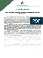 Synopsis GdP8 (Parcours Avancé)