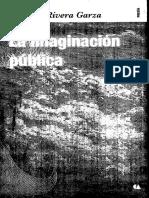 La imaginaciópública Cristina Rivera Garza (2015)