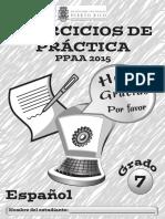 2015 Ejercicios de Practica_espanol g7!2!20-15