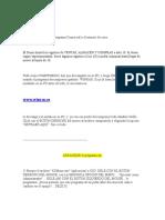 Instructivo de Instalacion. Demo Comercios. 2016