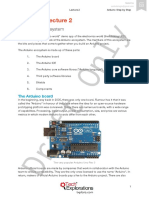 Arduino SbS Draft Notes May 2015