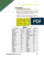 Comandos de Autocad en Español