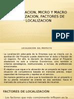 LOCALIZACION, MICRO Y MACRO LOCALIZACION, FACTORES final.pptx