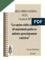 000030_Mejoramiento Caprinos Criollos