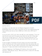 Philippines at Risk of 'Full-blown' HIV Epidemic -- New Internationalist