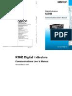 K3HB Comm Manual N129-E1-03