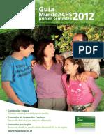 Guia Beneficios ACHS 2012