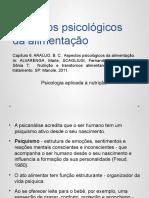 Aspectos Psicológicos Da Alimentação