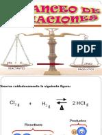 Balanceo y Nomenclatura Organica Química II