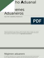 Regimenes Fiscales - Hector Cabañas