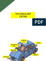 Vocabulary Extra