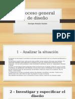 Proceso General de Diseño