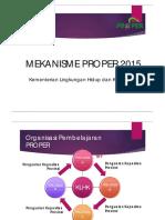 Mekanisme PROPER 2015