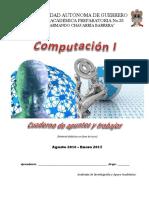 Computación I - Cuaderno de Apuntes y Trabajos 2016