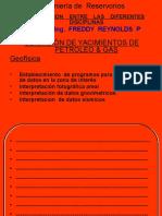 Yacimientos de Petroleo_Reservorios - I