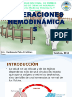 ALTERACIONES Hemodinamicos