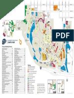 UTEP Campus Map