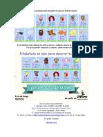 Alfabeto Ilustrado Para Decorar Tu Aula de Primer Grado