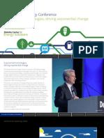 Us Er Energy Conference Retrospective 2016