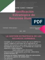 planificacinestratgicaderecursoshumanos-090411185947-phpapp02