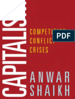 Anwar Shaikh Capitalism Competition Crisis