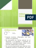 Etilbenceno y Estireno