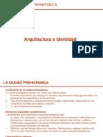 Clase Prehispanico Arquitectura e Identidad