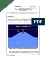 Reverse Coning Dengan Downhole Water Sink Technology