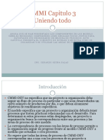 CMMI Capitulo 3