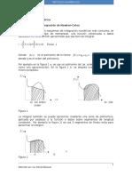Tema v. Integración Numérica