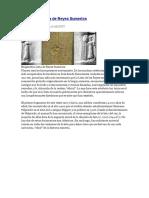 Enigmatica Lista de Reyes Sumerios