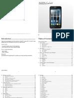Alcatel EVOLVE 2 English UserManual