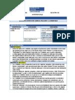 COM - U6 - 3er Grado - Sesion 02.docx