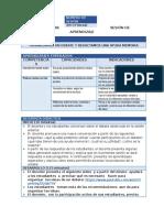 COM - U6 - 3er Grado - Sesion 04.docx