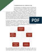 Imprimir Proceso Administrativo de Construcción