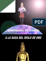 Curso 04 a La Saga Del Idolo de Oro