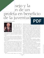001 Profeta Beneficio Juventud