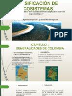 Clasificación de Ecosistemas (1)