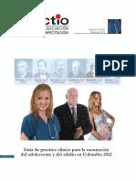 Guia Vacunacin en EL ADULTO