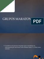 GRUPOS-MARATON