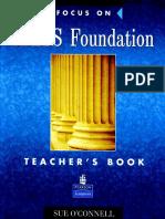 Focus on IELTS Teachers Books