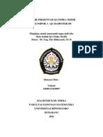 Resume Presentasi Qa Fisika Medik