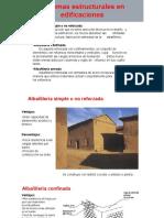Sistemas Estructurales en Edificaciones