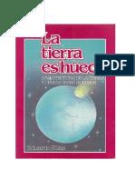 Elias, Eduardo - La Tierra Es Hueca