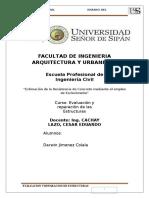 Inf. de Esclerometro